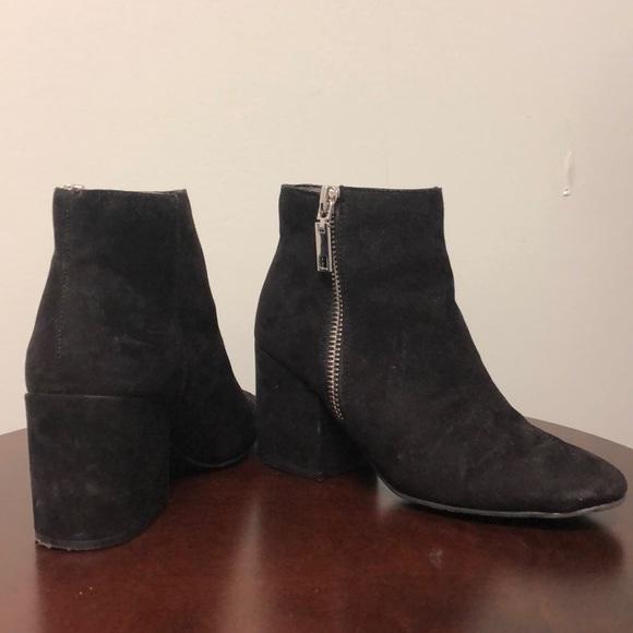 7aee27f204ba DV by Dolce Vita Shoes - Target- DV 3in heel black booties
